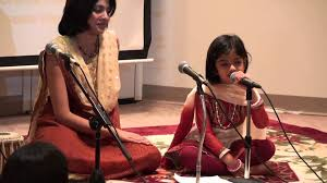 zde tv presents an amazing 5 years old young indian singing talent
