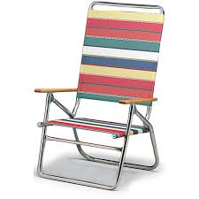 Aluminum Web Lawn Chairs Light U0027n Easy High Boy Aluminum Frame High Back Lawn Chair