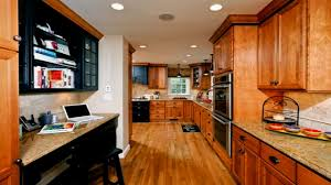 what color flooring go with dark kitchen cabinets kitchen design