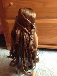 cute hairstyles for our generation dolls best 25 american girl hairstyles ideas on pinterest doll