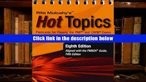 pmbok guide fifth edition download pdf rita mulcahy s topics flashcards for passing the pmp and