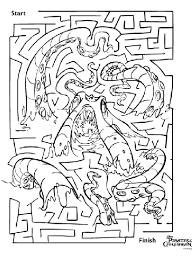 disney pirates caribbean maze coloring crayola