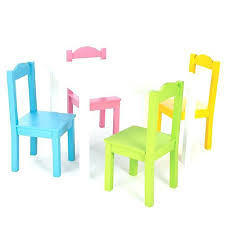 plastic play table and chairs table and chair hand made wooden table and chairs