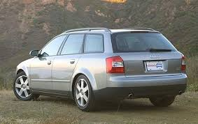 2004 Audi A4 Interior Used 2004 Audi A4 Wagon Pricing For Sale Edmunds