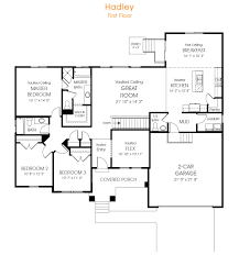 Rambler Plans by Rambler Home Designs Professional House Floor Plans Custom Design