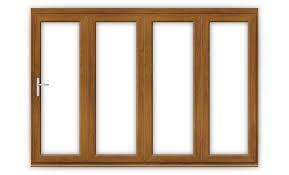 Upvc Bi Fold Patio Doors by 10ft Golden Oak Upvc Bifold Folding Doors Flying Doors
