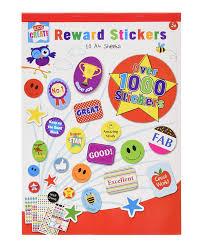 anker kids create arts and crafts reward sticker pad plastic