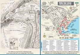 San Felipe Mexico Map by Maps Old Cabo