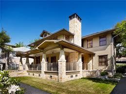 prairie style home a beautifully restored prairie style home luxury homes