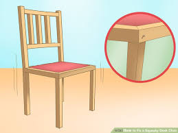 Colorful Desk Chairs How To Fix A Squeaky Desk Chair 12 Steps With Pictures
