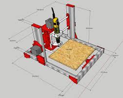 Come Costruire Un Pantografo In Legno by Kit 3dmaker Minicnc