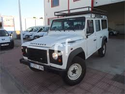 land rover defender 2015 used land rover defender cars spain