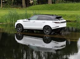 range rover white 2017 used 2017 land rover range rover velar for sale in derbyshire
