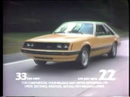 ford mustang ad 1982 ford mustang tv ad commercial 2 of 4 9to5 spoof