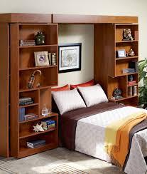 Murphy Bed Shelves Unique Bookcase Murphy Bed Sliding U2014 Room Decors And Design