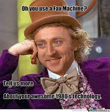 Fax Meme - fax machines by darklocke meme center