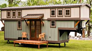 Small Homes Designs by Stunning Well Crafted Gooseneck Tiny House On Wheels Retreat Cabin