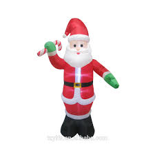 outdoor plastic lighted santa claus plastic santa and reindeer outdoor decoration djago info