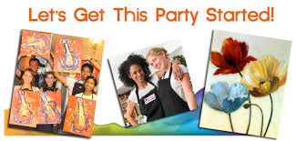 party for adults houston painting birthday party ideas