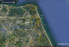 Long Island On Map The Center For Conservation Biology U2013 Where Are The Transmittered