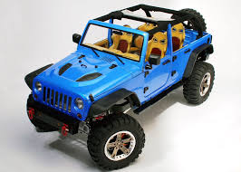 racing jeep wrangler fully built capo 1 8th scale jeep full metal 4x4 wrangler jk