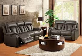 Gray Living Room Set Gray Leather Living Room Furniture Neriumgb