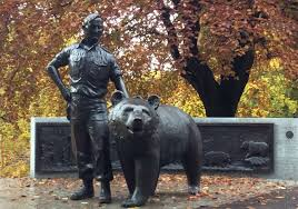 wojtek and friends the stories behind edinburgh u0027s statues