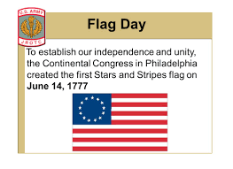 Flag Congress Stars And Stripes Jrotc State When And Where The First U201cstars And