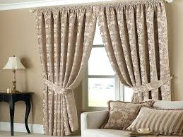 Curtains For Living Room Windows Window Curtains Ideas For Living Room Mikekyle Club