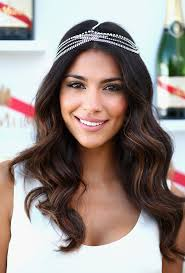 bridal hairstyle pics wedding hairstyles all down melbourne cup loose waves and makeup