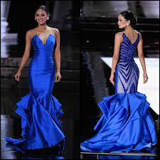 sashes and tiaras best beauty pageant gowns of 2015 nick verreos