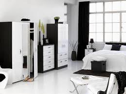 bedroom black bedroom furniture with trendy high end black