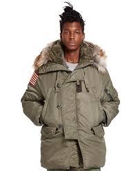 Denim And Supply Jacket Denim U0026 Supply Ralph Lauren Down Military Snorkel Jacket Coats
