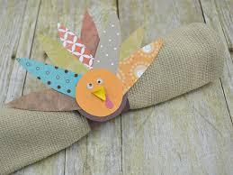turkey napkin ring diy turkey napkin rings kids can help make target made me do it