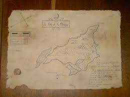 World Treasure Map by The Treasure Map Of Captain Vane By Panthaleon On Deviantart