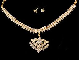 diamond set buy sizzling american diamond set online best prices in india