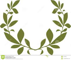 green leaf template vector design stock vector image 41570675