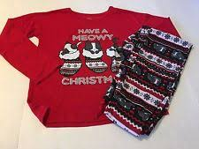 justice pajama sets sleepwear sizes 4 up for ebay