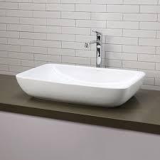 bathroom rectangular vessel bathroom sink rectangular vessel