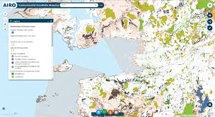 National Map Viewer Update To National Mapping Tools All Island Research Observatory