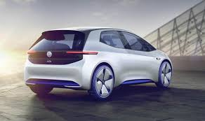 golf car volkswagen vw golf new volkswagen i d concept is electric version of the