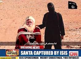 Breaking News Meme - santa captured by isis breaking news starecat com
