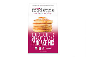 Pancake Flour Easy Organic Pancakes The Best Pancake Mix By Foodstirs