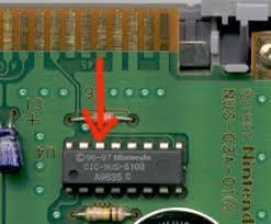 si e cic le protezioni nelle consoles nintendo 64 e dd64 reboot ms