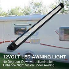 Camper Roll Out Awning Camper Lights Ebay