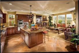 Open Floor Kitchen Designs Small Open Kitchen Designs Decorating Open Floor Plan Living Room