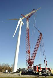 wind turbine erected in falls river mass story id 17804