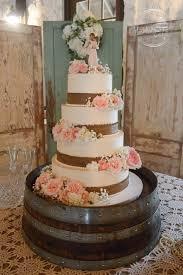 wedding cake rustic rustic chic wedding cake frontarticle