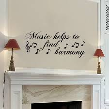 musical home decor compare prices on notes musical sticker online shopping buy low