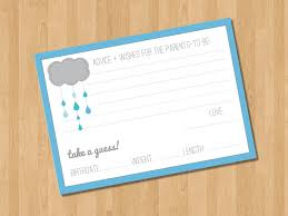 baby shower advice book template baby shower decoration